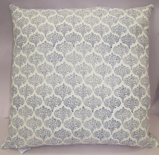 Royal Flower Cushion Cover