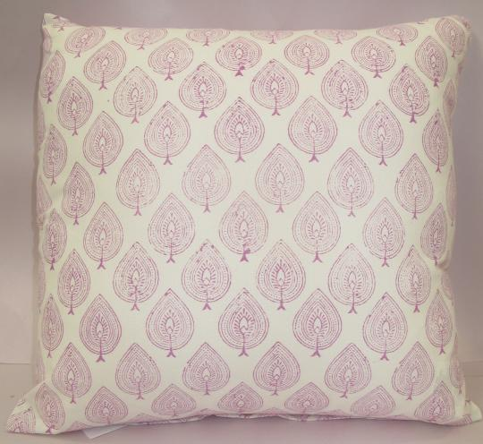 Pink Tree Cushion Cover