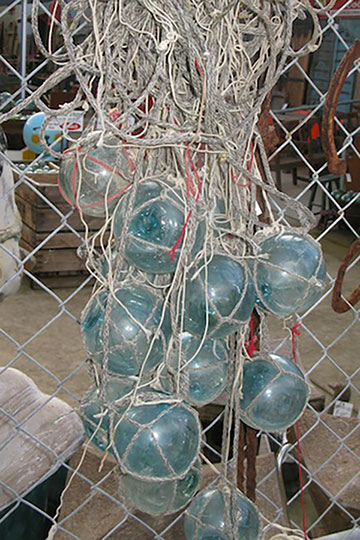 Rope & Fishing Floats