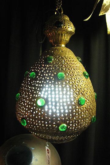 Aladdin pendant light