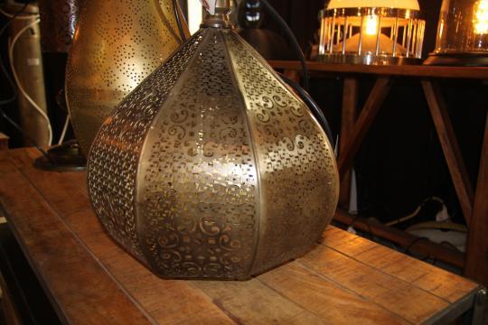 Moroccan pumpkin Shade