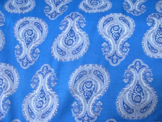 Fabric-Blue India