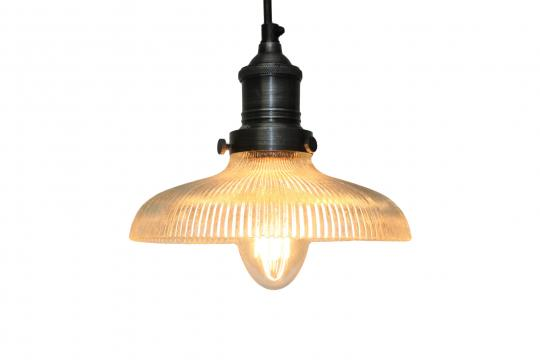 Holophane Short Dome Pendant Light