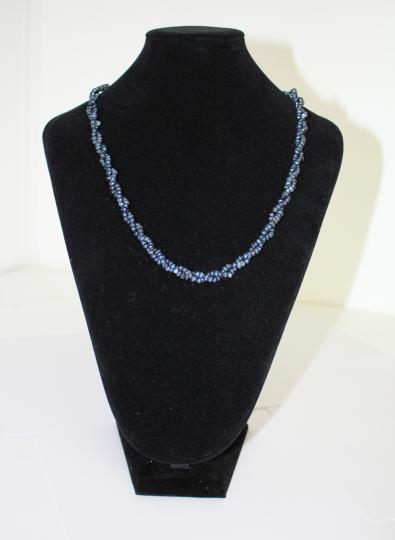 Simple Long Pearl strands - mini pearls