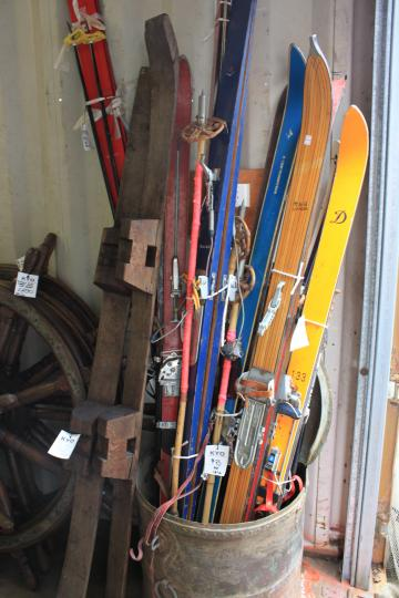 Vintage Ski's From Japan