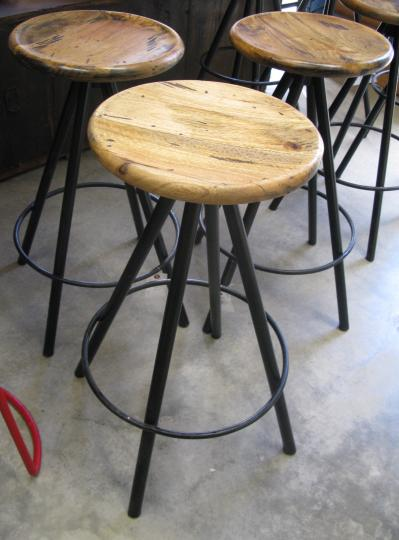 60's Style Stool