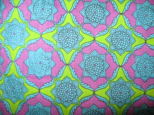 Fabric-Layered flower