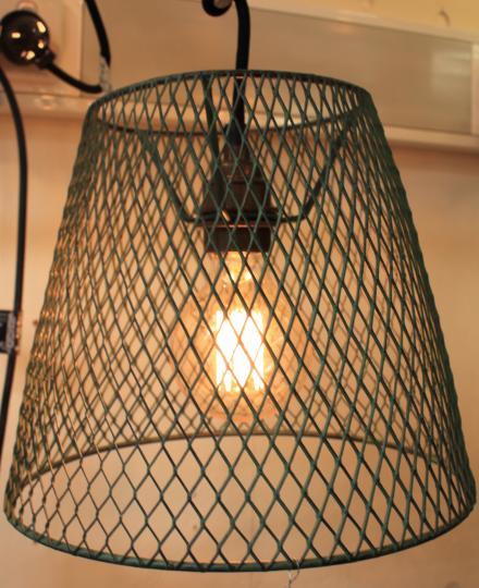 Basket Light Shade